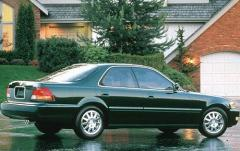 1996 Acura TL exterior