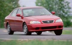 2000 Acura TL exterior