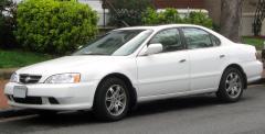 2001 Acura TL Photo 1