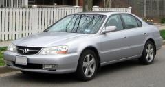 2002 Acura TL Photo 1