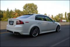 2004 Acura TL Photo 3