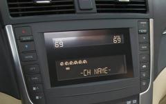 2004 Acura TL interior