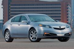 2013 Acura TL exterior