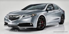 2016 Acura TLX Photo 1