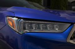 2018 Acura TLX exterior