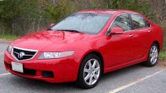 2005 Acura TSX Photo 1