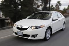 2010 Acura TSX Photo 1