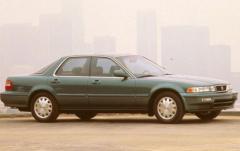 1993 Acura Vigor exterior