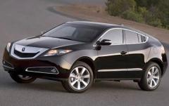 2011 Acura ZDX exterior
