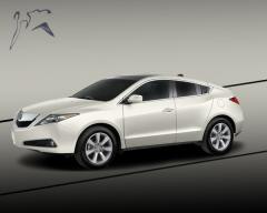2012 Acura ZDX Photo 1