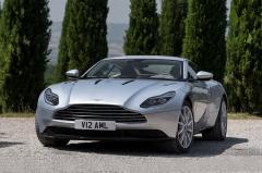 2017 Aston Martin DB11 exterior