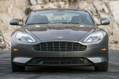 2016 Aston Martin DB9 GT exterior