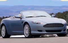 2007 Aston Martin DB9 exterior