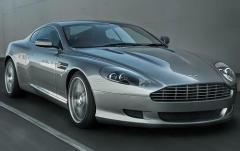 2010 Aston Martin DB9 exterior