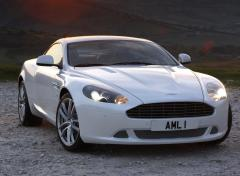 2011 Aston Martin DB9 Photo 1