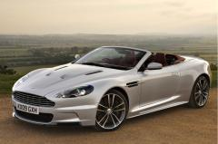 2011 Aston Martin DBS Photo 1