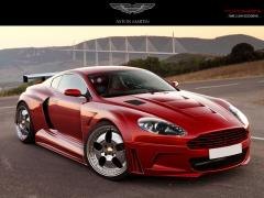2012 Aston Martin DBS Photo 1