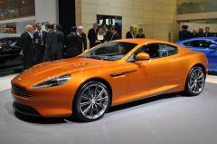 2012 Aston Martin Rapide Photo 1