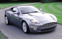 2002 Aston Martin V12 Vanquish Photo 1
