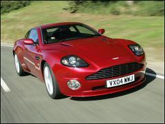 2004 Aston Martin V12 Vanquish Photo 1