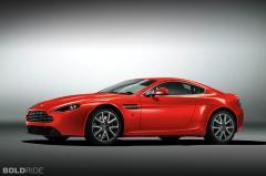 2012 Aston Martin V8 Vantage Photo 2
