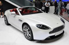 2012 Aston Martin V8 Vantage Photo 4