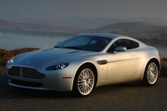 2012 Aston Martin V8 Vantage exterior