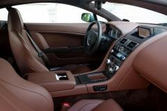 2012 Aston Martin V8 Vantage interior