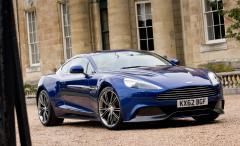 2015 Aston Martin Vanquish Photo 1