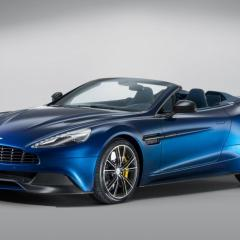 2016 Aston Martin Vanquish Photo 1