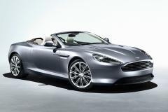 2012 Aston Martin Virage exterior