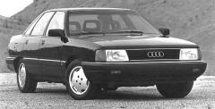 1991 Audi 100 Photo 1
