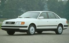1992 Audi 100 exterior
