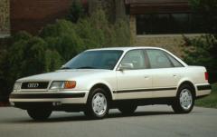 1993 Audi 100 Photo 1