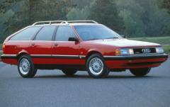1990 Audi 200 exterior