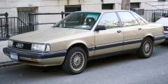 1991 Audi 200 Photo 1