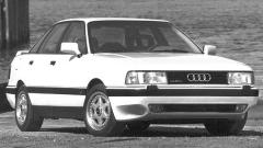 1991 Audi 90 Photo 1