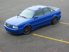 1993 Audi 90 Photo 1
