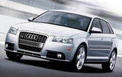2007 Audi A3 exterior