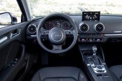 2016 Audi A3 1.8T Premium FWD S tronic interior