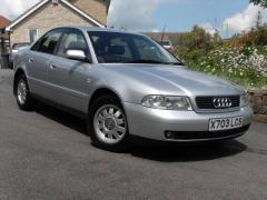 2000 Audi A4 Photo 1