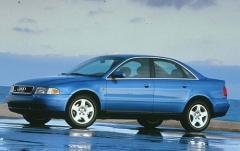 2000 Audi A4 exterior
