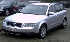 2001 Audi A4 Photo 1