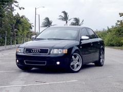 2002 Audi A4 Photo 1