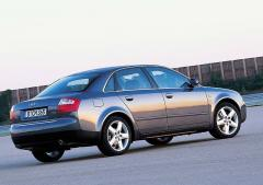 2002 Audi A4 Photo 2