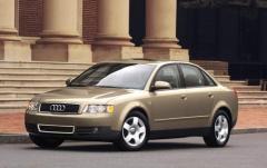 2002 Audi A4 exterior