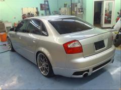 2003 Audi A4 Photo 4