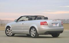 2003 Audi A4 exterior