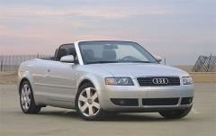 2004 Audi A4 exterior