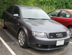 2005 Audi A4 Photo 2